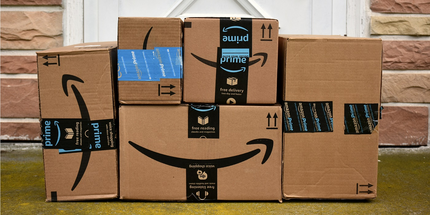 Cardboard boxes deliveries