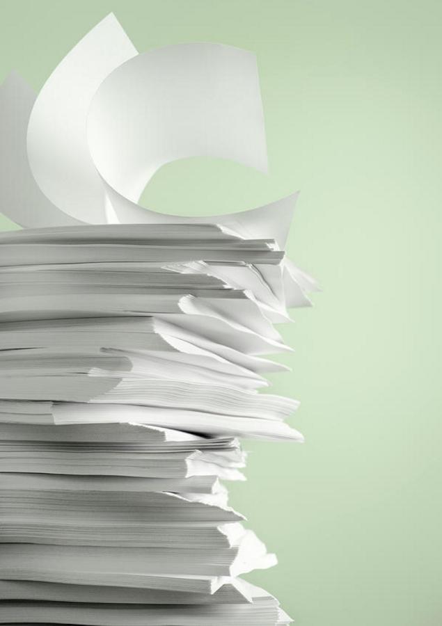 Business revenue Paper