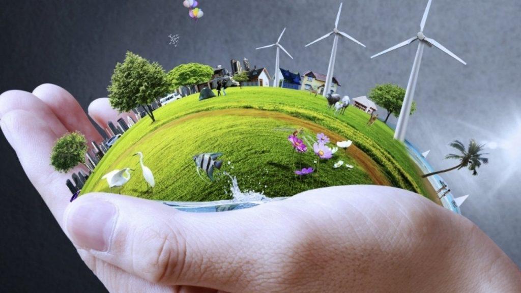 Go green blog