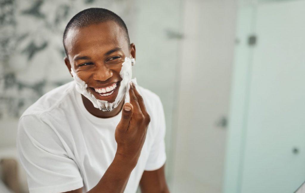 Go green blog shaving