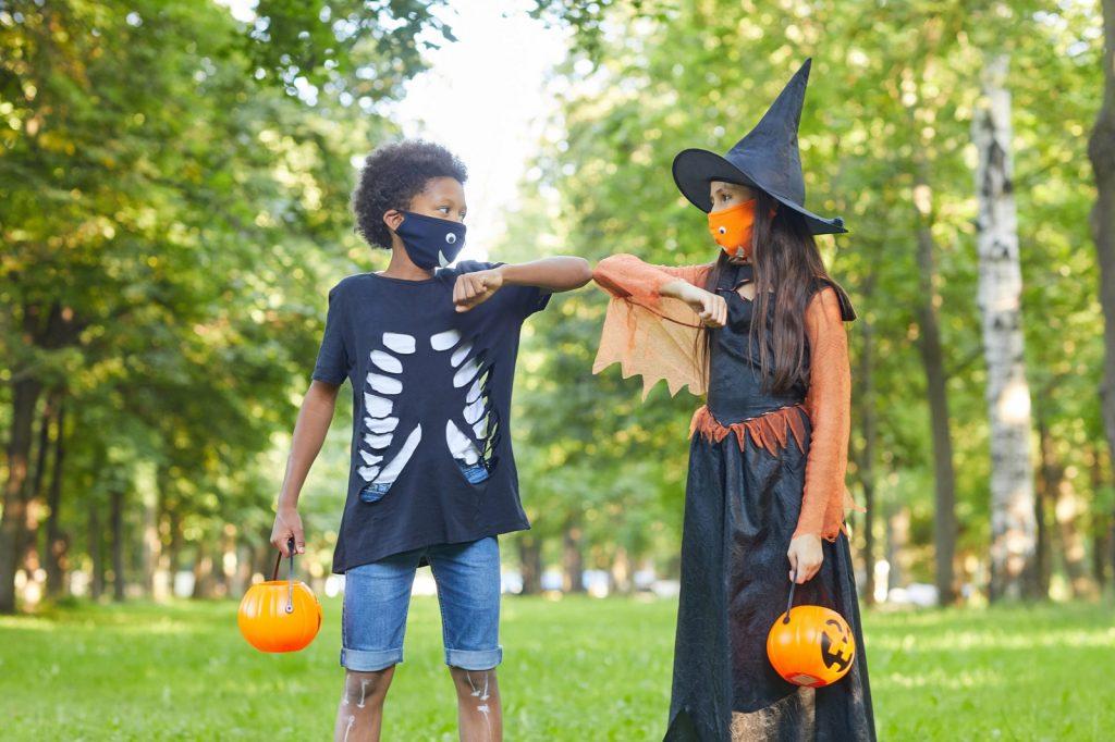 earth friendly Halloween